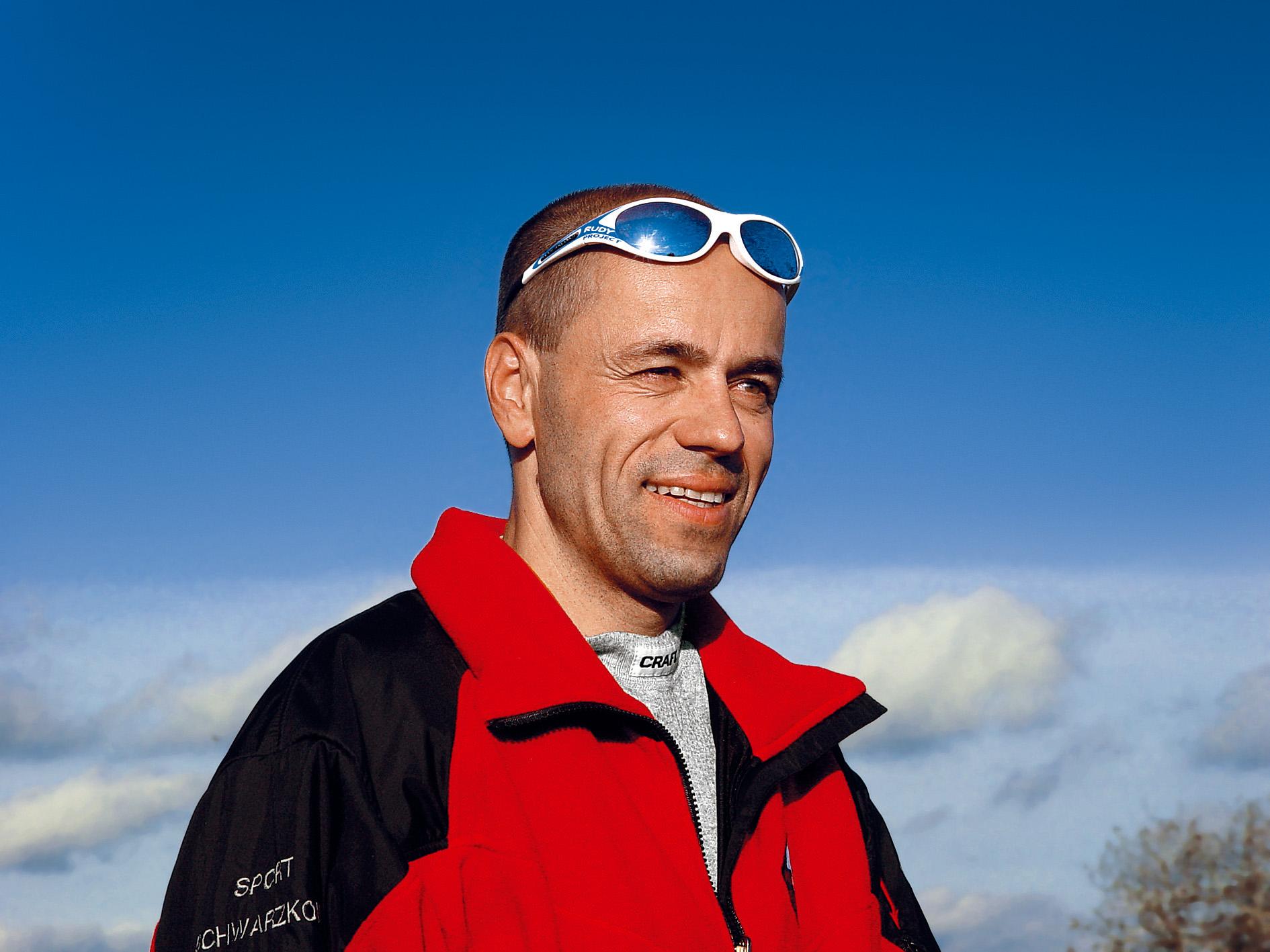 Radek Jaros - famous mountain climbers
